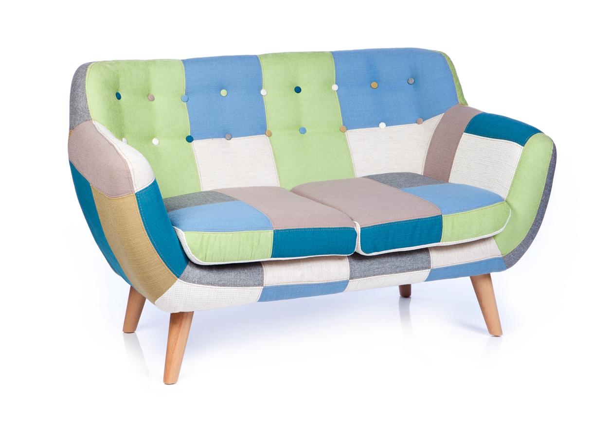Divano club patchwork piazze divani da disegno furnmod