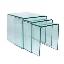 Tavolo Plotu Glass