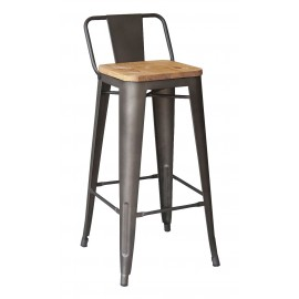 Sgabelli Bistro LB Wood Antique