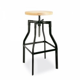 Sgabello Swivel Stool 65-83 cm