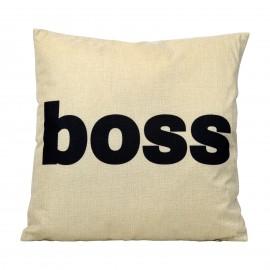 Cojín Boss