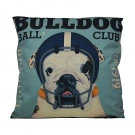 Cuscino Bulldog Club