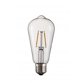 Bombilla LED 2W 2 led con soporte E27 y 220-240V