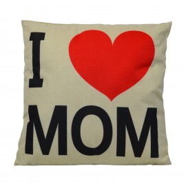 Cuscino I Love Mom