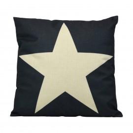 Cuscino Whitw Star