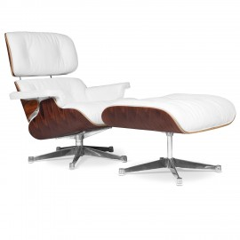 Poltrona James Lounge Chair Special Edition Ecopelle