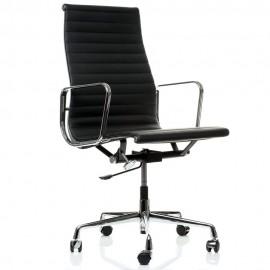 Sedia da ufficio Replica in alluminio EA119 di Charles & Ray Eames.