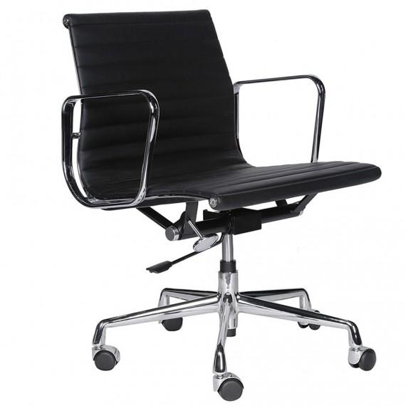 Replica sedia da ufficio Aluminium EA117 di Charles & Ray Eames.