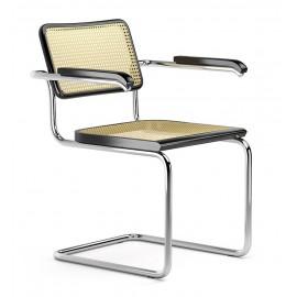 Sedia Cesca Chair Con Poggia Braccia