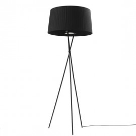 Ispirazione dalla lampada da terra Tripode