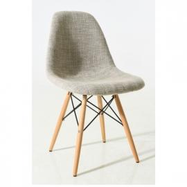 Sedia James Wood Fabric