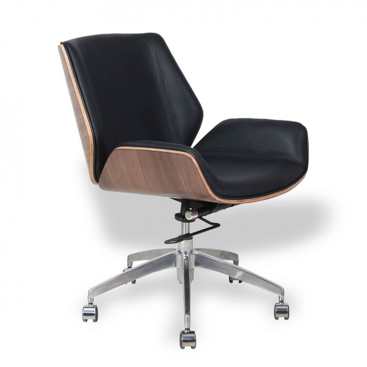 Sedia Da Ufficio Nordic Sedie Da Ufficio In Pelle Mobilie Design