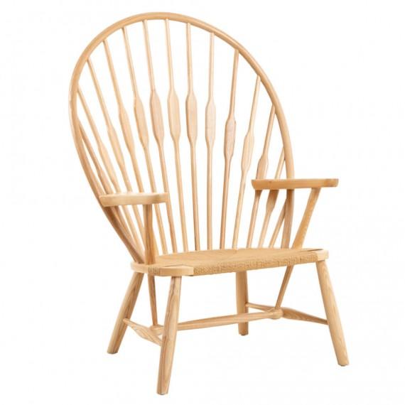 Replica della sedia Peacock di alta gamma PP550