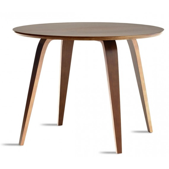Replica del tavolo da pranzo rotondo Norman Cherner.