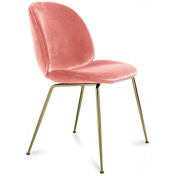 Inspirazione Sedia Beetle Chair - Velluto