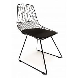 Sedia in metallo Summer adatta per esterno