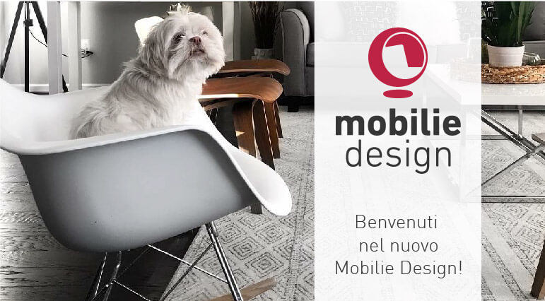 Benvenuti nel nuovo Mobilie Design!