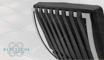 Poltrona Barcelona, l'icona del design del ventesimo secolo