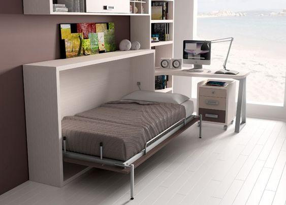 Consigli per risparmiare spazio nelle case piccole