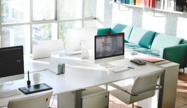 Come decorare gli uffici di design